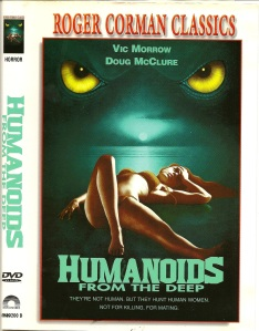 Cover of Humanoids from the Deep