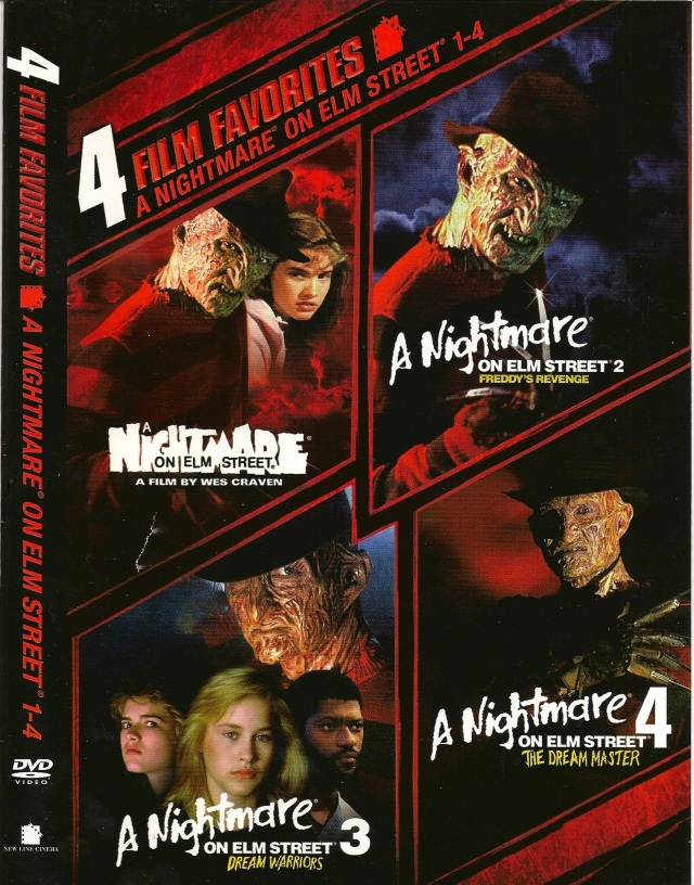 A Nightmare On Elm Street 2 Freddys Revenge He Likes To Get Under Your Skin Ba Dum Tish