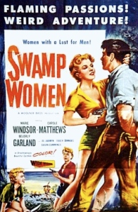 Swamp Women, sexier than Swamp Thing